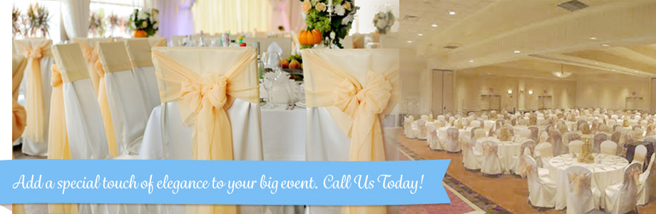 Chair Cover Rentals Canonsburg PA